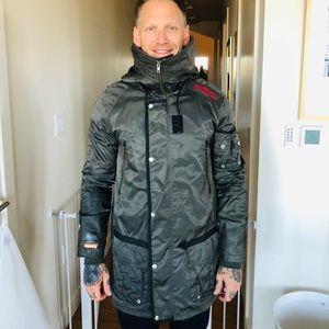 Superdry army jacket